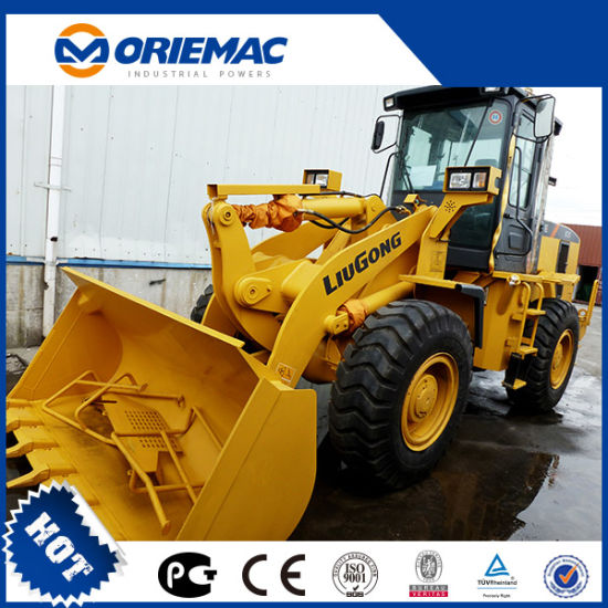 China Liugong High Quality Wheel Loader Clg836 - China RC