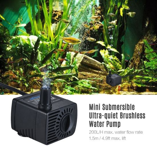 12 Volt Submersible Water Pump for Aquarium/Garden/Fountain pictures & photos
