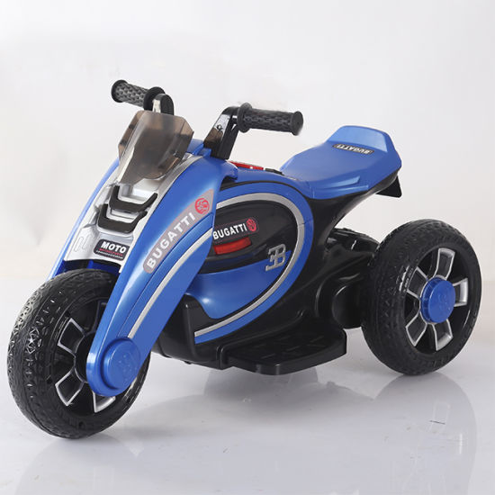 Three Wheel Ride on Car Electric Motorcycle for Kids