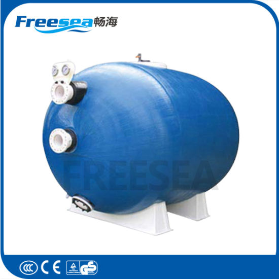 Swimming Pool Depth Fiberglass Sand Filter pictures & photos