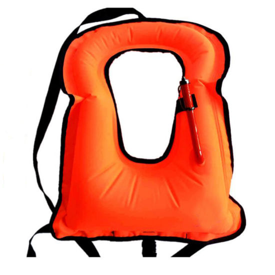 Aerated Life Jacket for Kids and Adults