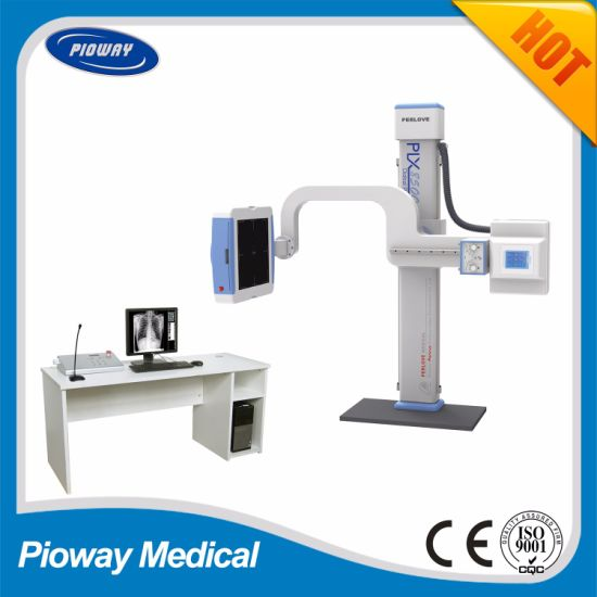 China 25 Kw High Frequency Digital Radiography System (PLX8500C-202)