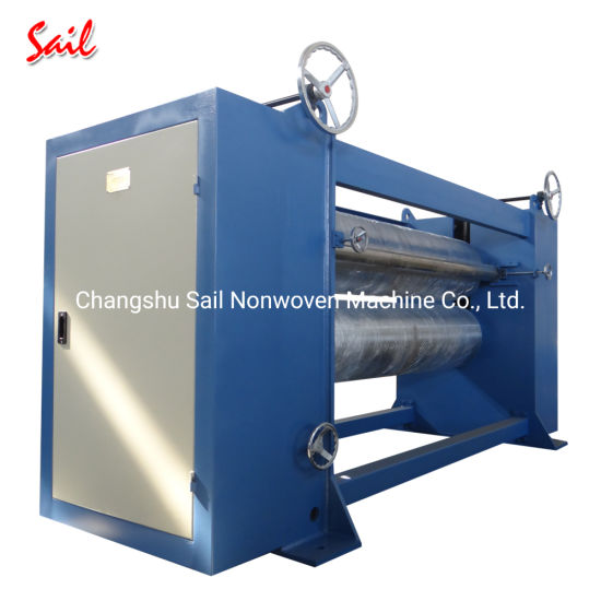 Sail High Efficiency Nonwoven Polyester Fiber Calendering Machine