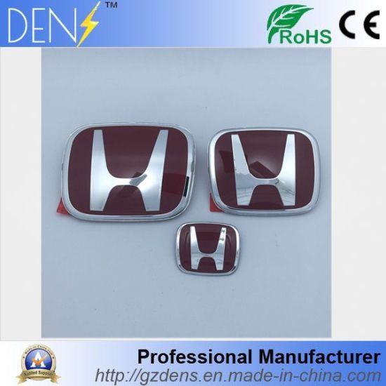 China High Quality Auto Grill Logo Jdm Emblems For Honda China