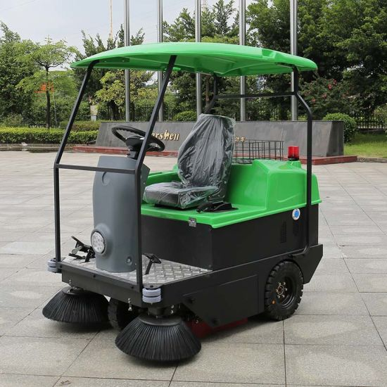 Rechargeable Electric Sweeper Vehicle (DQS14/DQS14A)