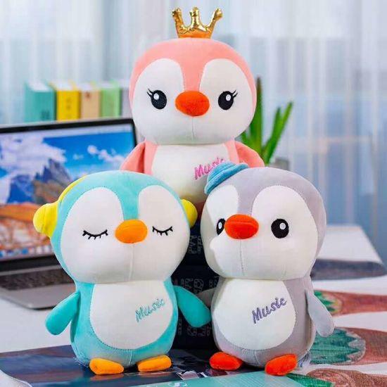 Promotional Plush Gift Soft Animal Penguin Toy