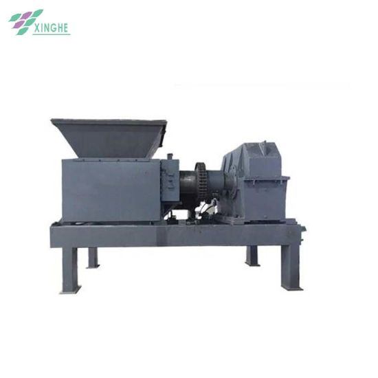 Lower Cost Metal Steel Crusher for Scrap Iron