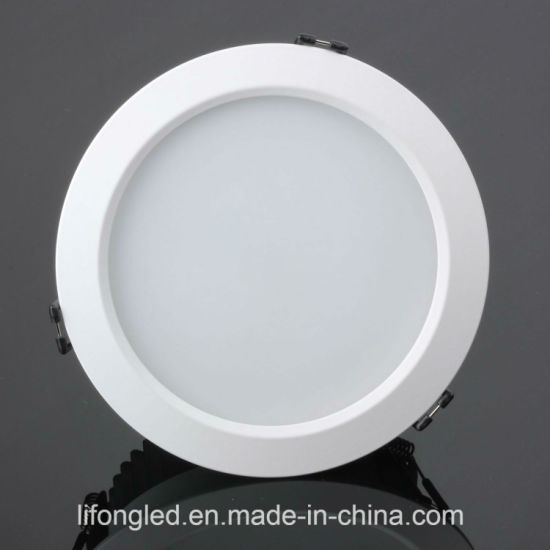Dia240mm Cut out 220mm LED Ceiling Panels 12W Light with Driver