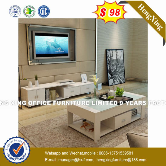 Classic Design Marble Acrylic TV Stand (HX-8NR2420) pictures & photos