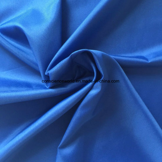 100%Polyester Dyed Fabric for Garment 75D*75D 55GSM pictures & photos