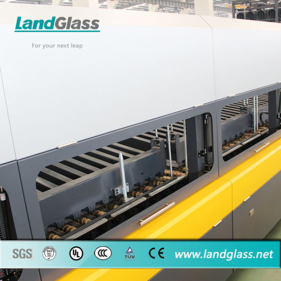 Landglass Flat and Bent Tempered Glass Production Line pictures & photos