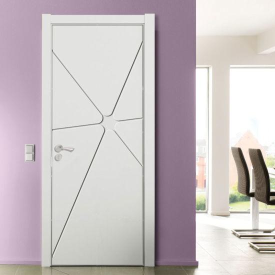 Modern White Lacquer Wooden Door Design for Project & China Modern White Lacquer Wooden Door Design for Project - China ...