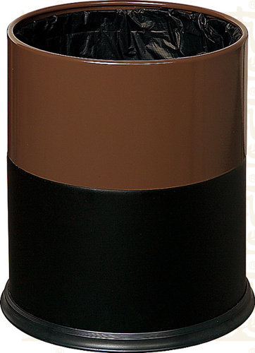 Hot Selling Fashionable with Two Color Guestroom Trash Can (KL-45) pictures & photos