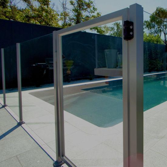 Australia Standard Swimming Pool Gates and Fences Modern Design