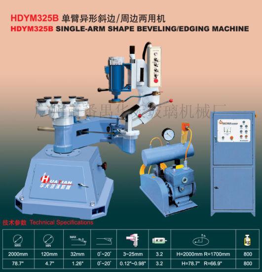 Glass Shape Edging Machine/ Glass Grinding Machinery Tn160