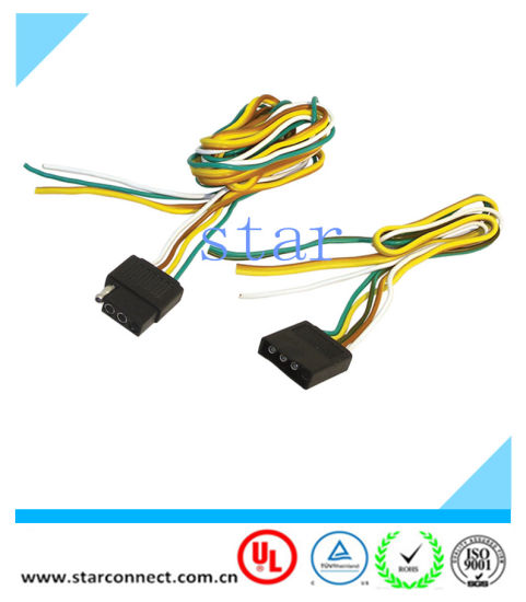 4 Way Trailer Wiring Harness pictures & photos