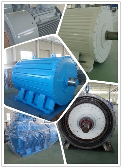 Ff-50kw/750rpm/AC380V Permanent Magnet Alternator (PMG/PMA/Hydro) pictures & photos