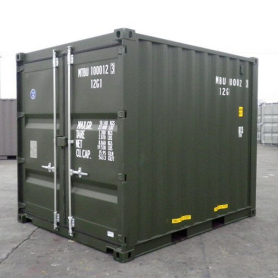 Steel Metal Mobile Storage Containers