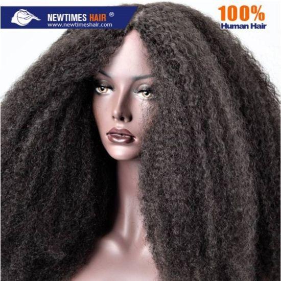 China Best Human Hair Products Human Yaki Hair Womens Toupee - China ... b0c7a7b31