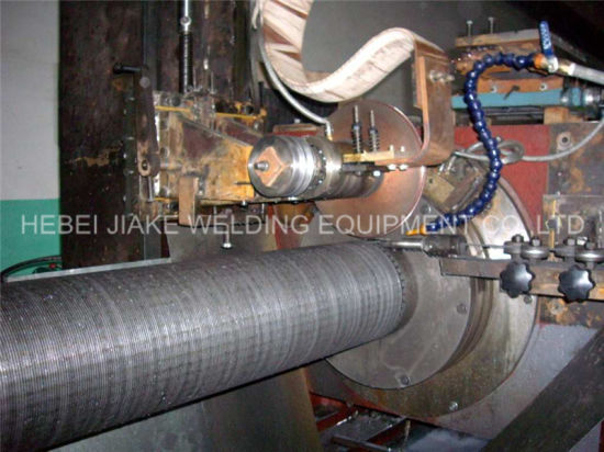 Automatic Griddle Filter Mesh Welding Machine pictures & photos