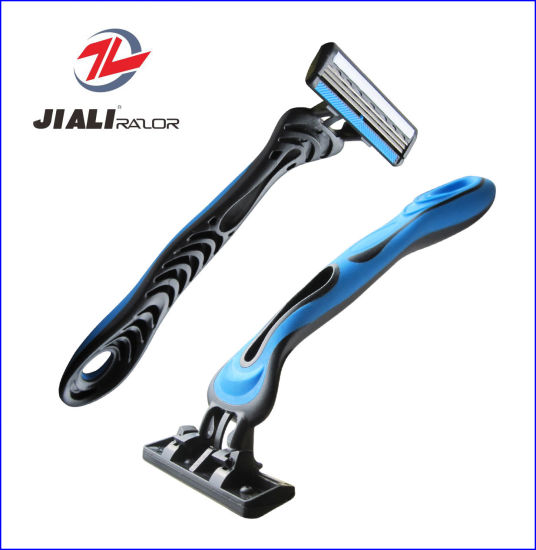 Marvelous Sweden Stainless Triple Blade Razor Blade pictures & photos