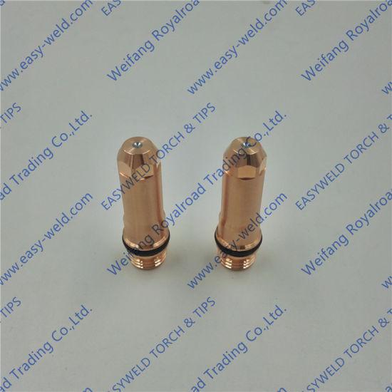 66757007 Elkhart Brass Model 187-XD 1 Short Barrel Smooth Bore Nozzle Tip