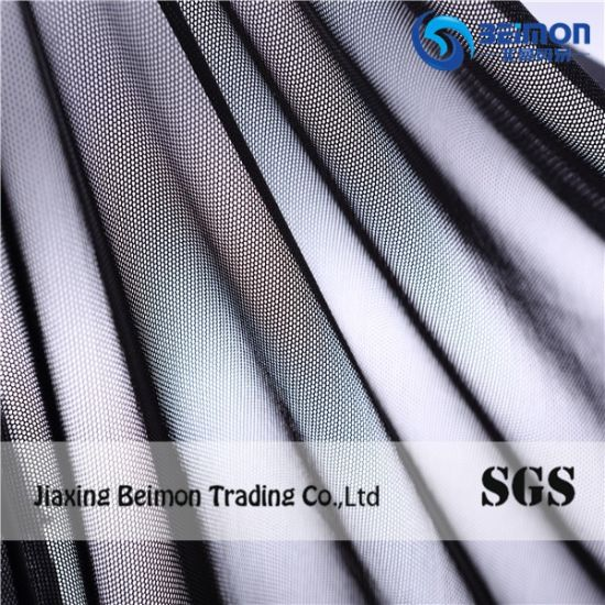 Nylon Spandex Mesh Fabric in Beimon pictures & photos