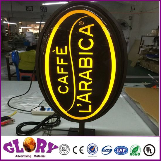 Shop Sign Light Box/Restaurant Store Sign Light Advertisement Box pictures & photos