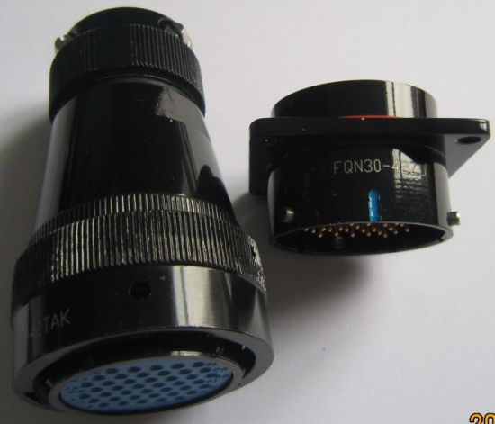 Fqn30 Series Waterproof Electric Connector