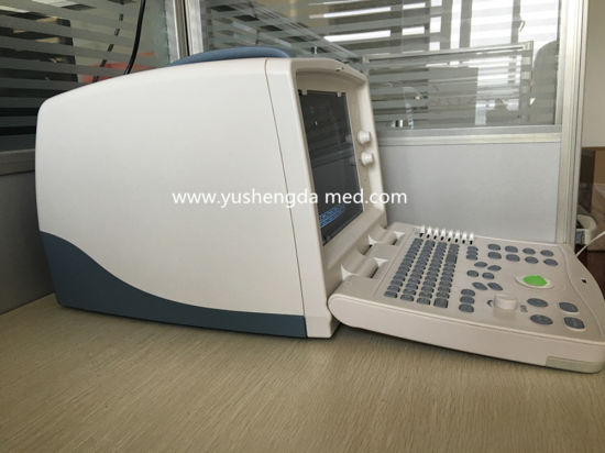 Hot Sale Full Digital High Qualified Medical Machine Ultrasound Scanner pictures & photos