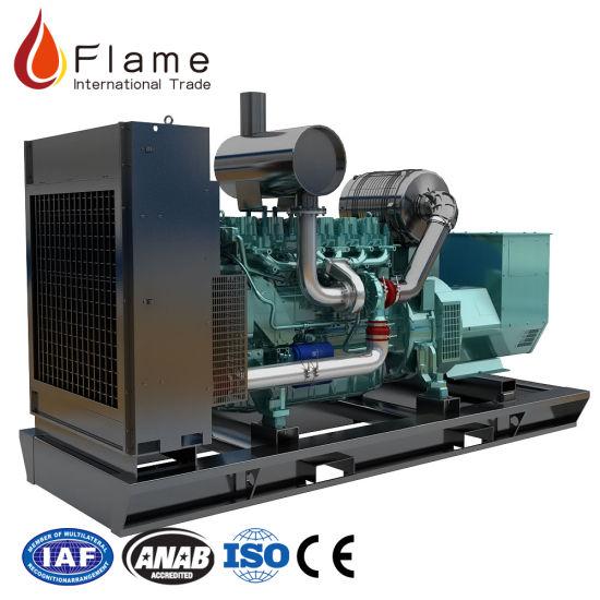 China Strong Electric Diesel Generator100kw Price Mini Generator In