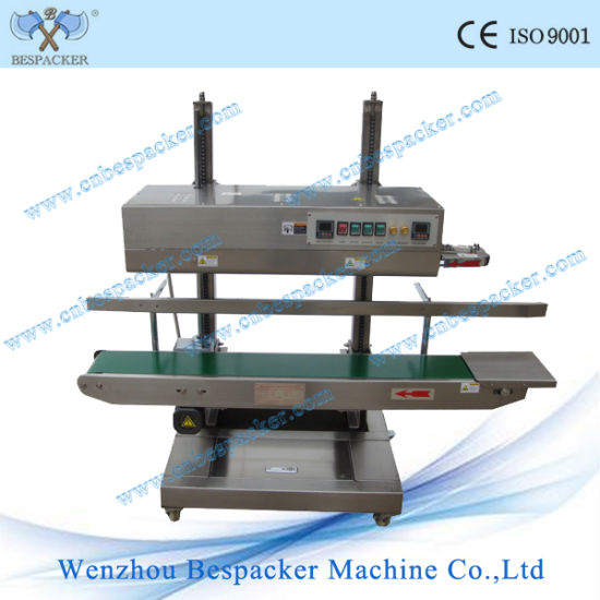 Industrial Automatic Plastic Bag Sealing Machine with Continuous Band