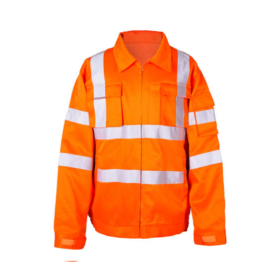 En471 Reflective Safety Jacket for Men