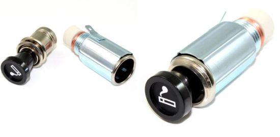12V-24V Car/Truck/Motorcycle Cigarette Lighter Cigarret Lighter Plug