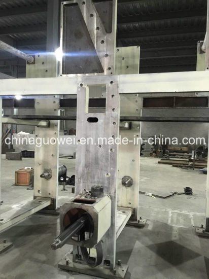 Electronic Shaft System Computer Control Plastic Film Rotogravure Printing Press pictures & photos