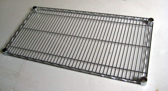 Easily Clean Adjustable Metal Wire Garage Sundries Storage Rack pictures & photos