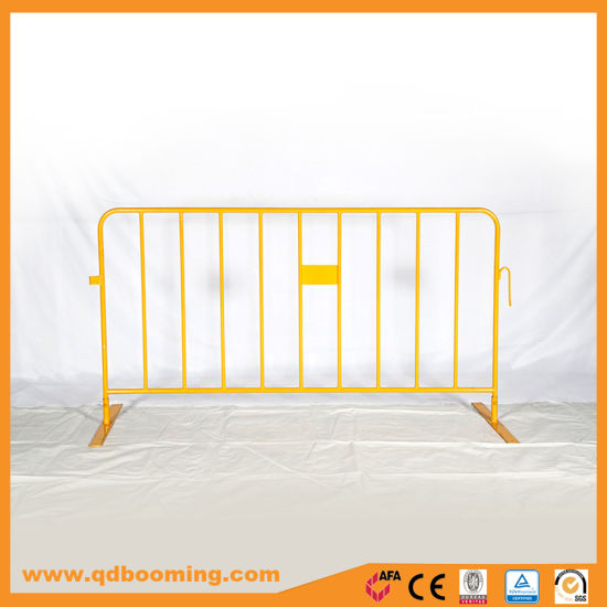 Powder Coated Barricade Crowd Control Barrier pictures & photos