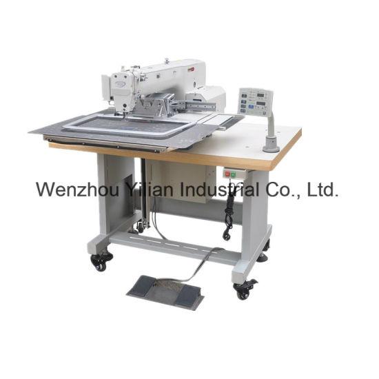 Industrial Computerised Pattern Sewing Machine
