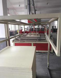 PVC Foam Board/Plank Extrusion Line pictures & photos