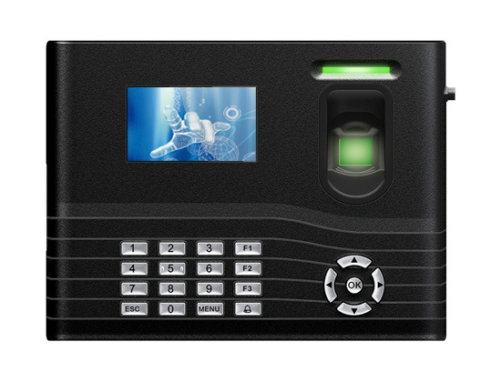 Fingerprint Recognition Biometric Time Attendance with Software pictures & photos