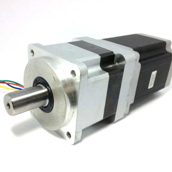 86mm Gearbox Stepper Motor/ Planetary Gear Box Stepping Motor pictures & photos