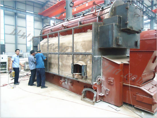 China 3t-10t Horizontal Chain Grate Stoker Boiler Types Coal Boiler ...