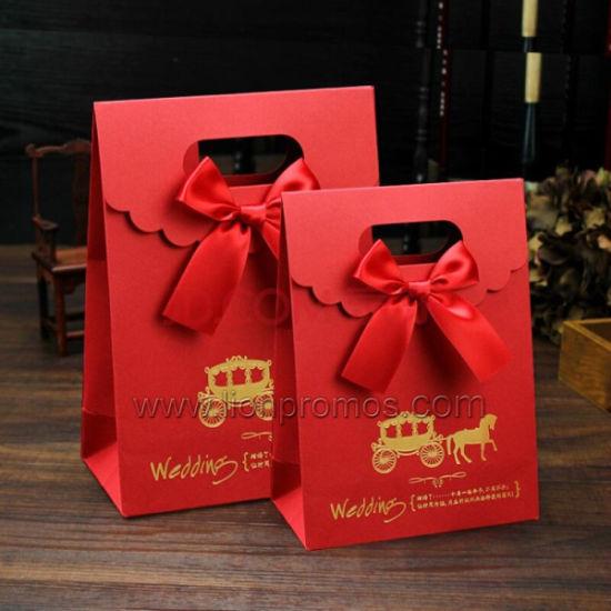 Custom Printing Wedding Gift Paperbag