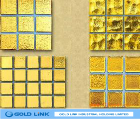 Gold Aluminum Foil Paper, Packing Different Decorative Boxes