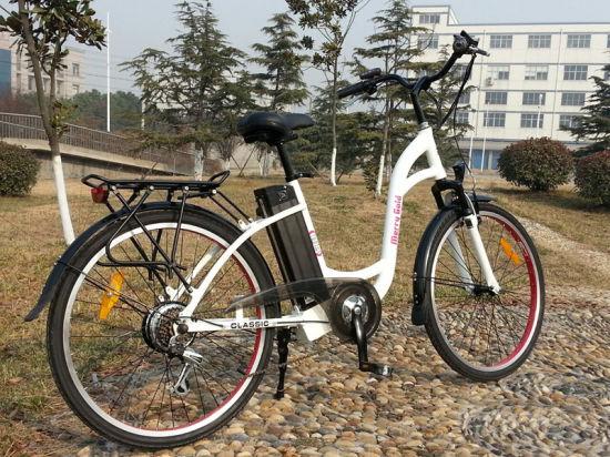 2016 Professional City Road Electric Bikes Wholesale (TDB01Z-633)