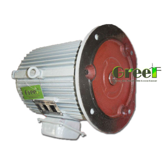 1MW AC 3 Phase Permanent Magnet Generator for Hydro and Wind Project