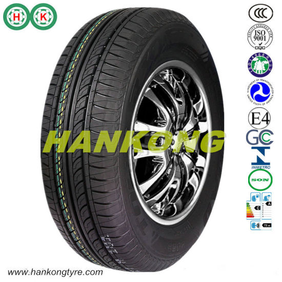 China 15 16 Passenger Car Tire Vehicles Tire Auto Parts Tires