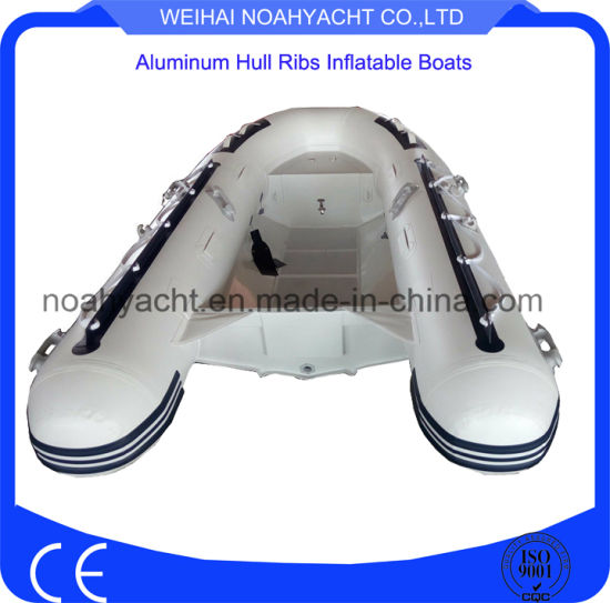 China Factory Made Professional PVC Fishing Fiberglass Inflatable Boat Ribs for Sale (SXV420B) pictures & photos