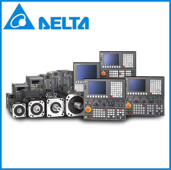 High Performance Delta Brand Metal Working CNC Controller Closed Loop