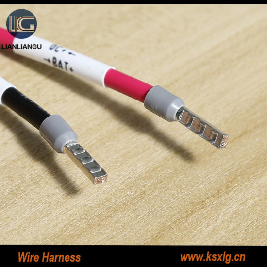 China UL1015 Jst Terminal Wiring Harness for Equipment ... on wire clothing, wire leads, wire nut, wire lamp, wire antenna, wire connector, wire ball, wire sleeve, wire holder, wire cap,